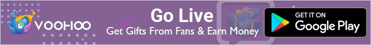 VooHoo Live Streaming App