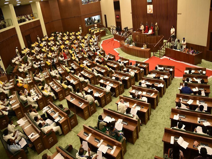 Andhra Pradesh Assembly Passes Disha bill for Rape offenders