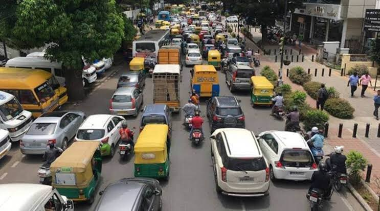 4 Indian Cities In Top 10 List Of Worst Traffic Bengaluru Takes 1st Rank