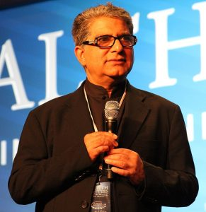 Dr. Deepak Chopra Motivation Speaker In India