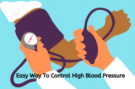 7 Easy Ways To Control High Blood Pressure, Without Any Medications