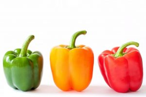 Healthy Vegetable- Bell Pepper