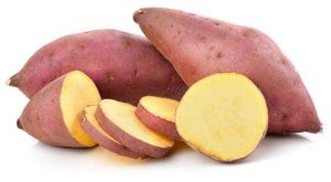 Healthy Vegetable- Sweet Potato