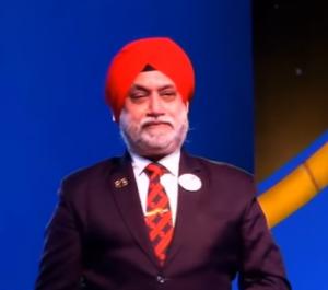 T S Madaan Motivational Speaker in India