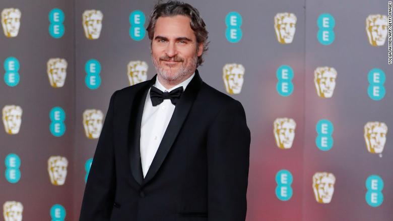 Joaquin Phoenix's Speech At BAFTA 2020