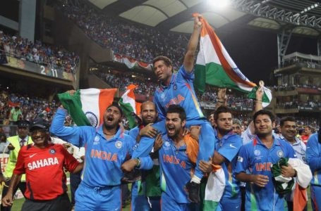 2011 World Cup Feat Wins Sachin Laureus Sporting Moment Award