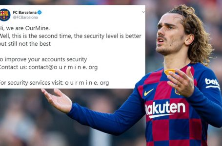 Twitter Account of Spanish Football Giant FC Barcelona Hacked, Posts A Message