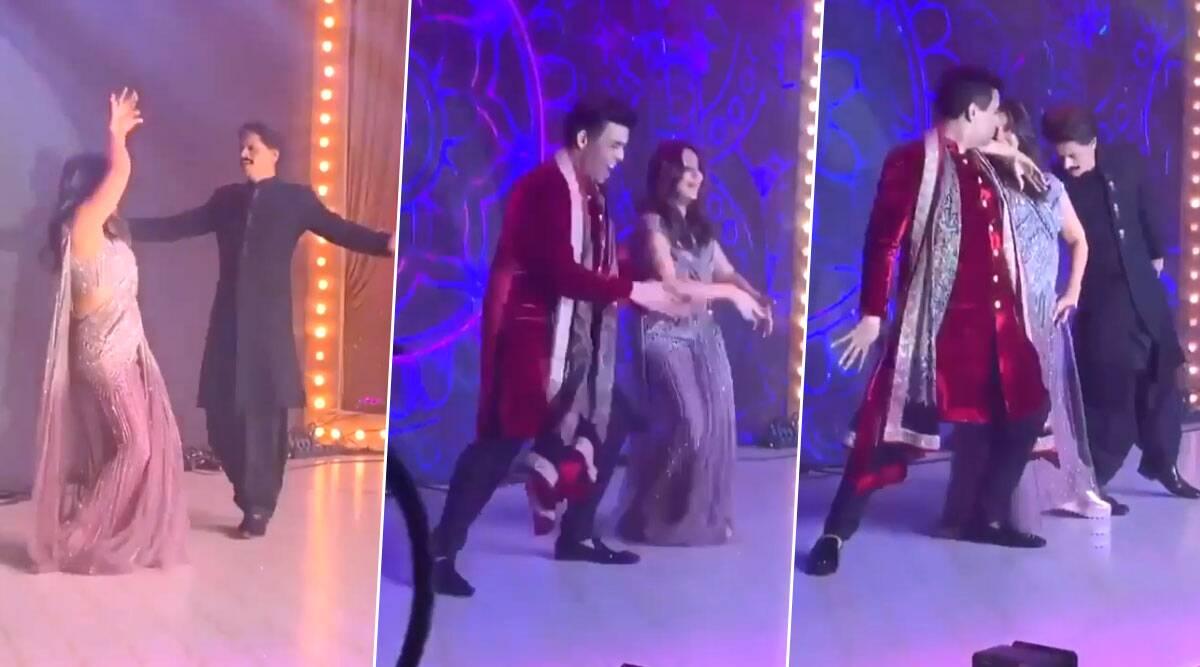 Viral Videos Of Celebrities Dancing At Kareena's Cousin's Wedding Reception