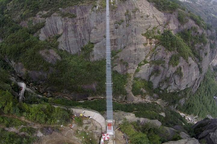 Brave Man's Bridge, China