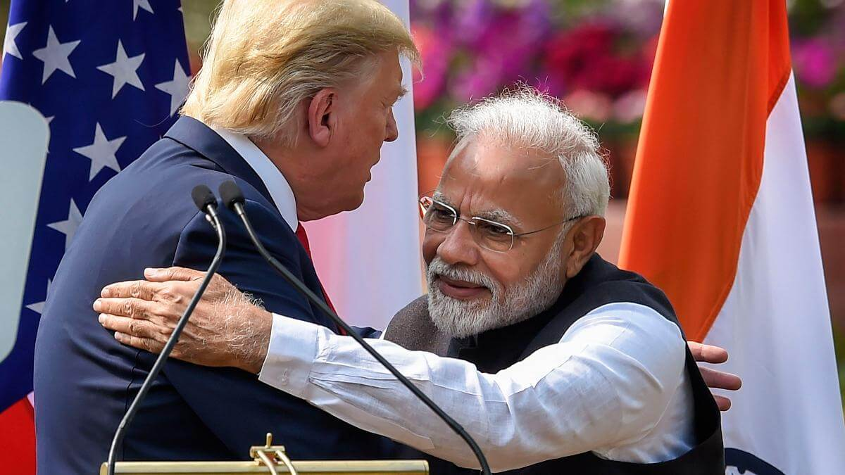 """As Trump Thanks For Hydroxychloroquine PM Modi says """"Times Like These Bring Friends Closer"""