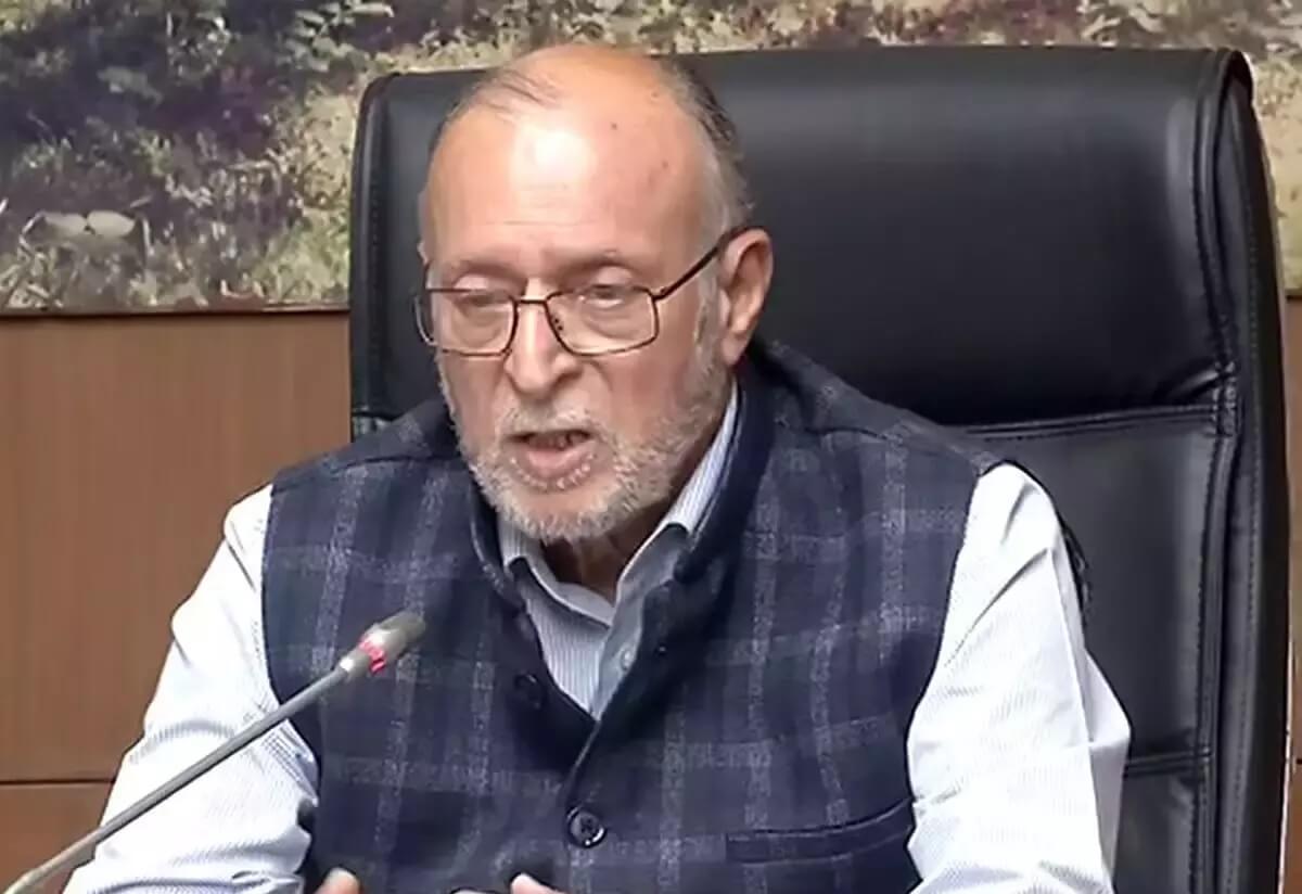 Delhi's Lt Governor Calls An All-Party Meeting On Coronavirus Crisis