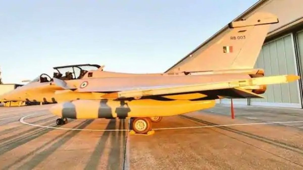 Indian Air Force's Rafale Fighter Jets Will Reach India On July 29