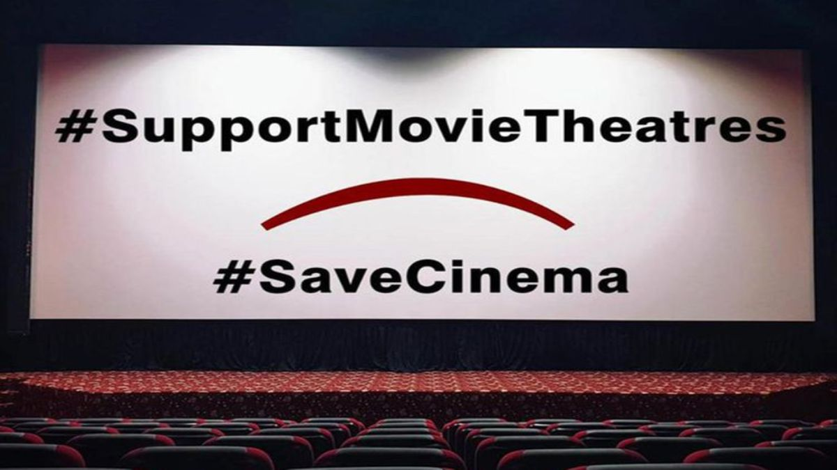 Cinema Owners To Digital Protest Against Government's Decision