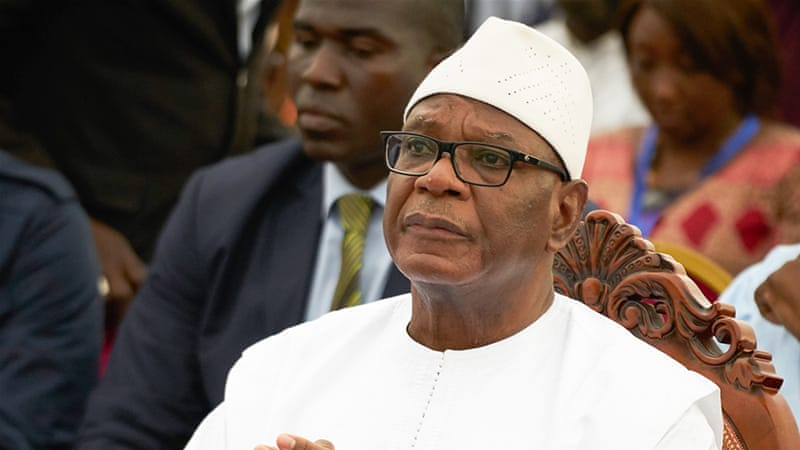 Mali's President Resigns After Military Upheaval