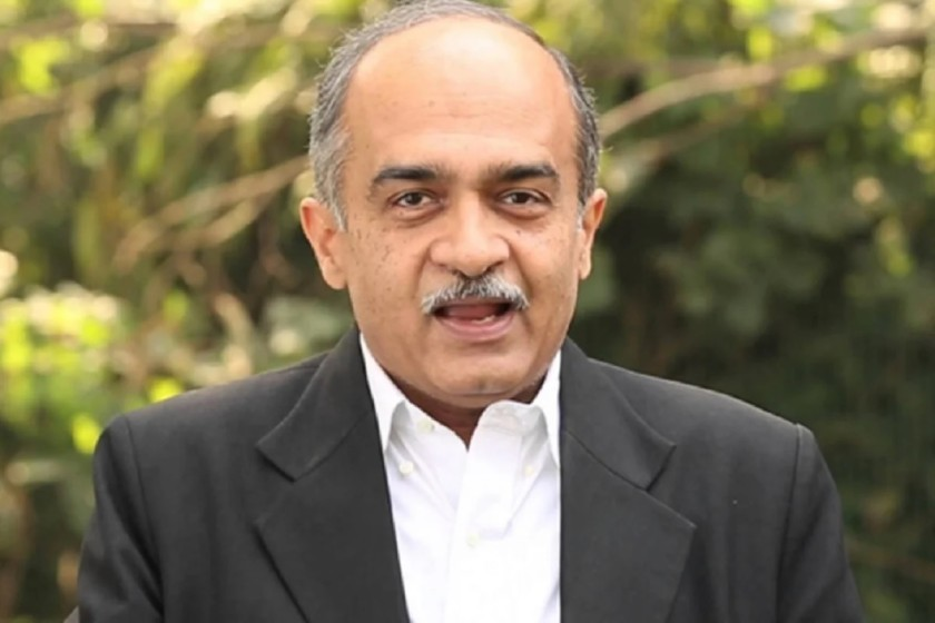 Prashant Bhushan's Regret Over Corruption Statement Declined By Top Court