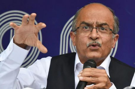Supreme Court Fines Prashant Bhushan Rs 1 With Option Of 3 Months In Jail And 3 Year Ban