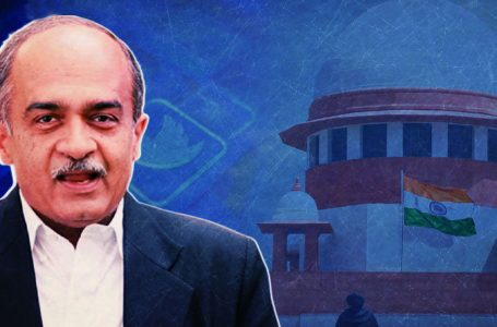 Prashant Bhushan Held Guilty Of Contempt Of Court For Tweets On CJI S A Bobde