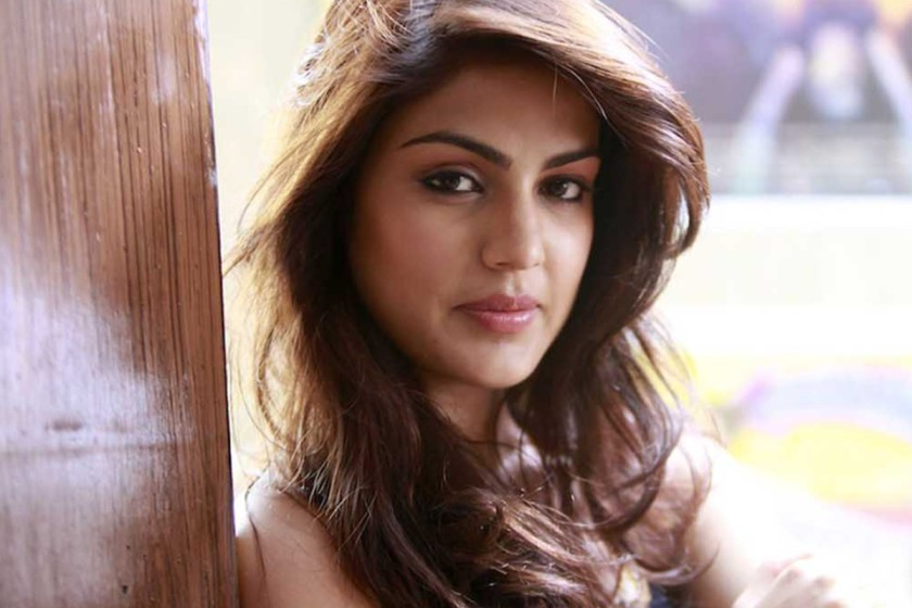 Rhea Chakraborty Makes A Sensational Claim Against Sushant's Sister