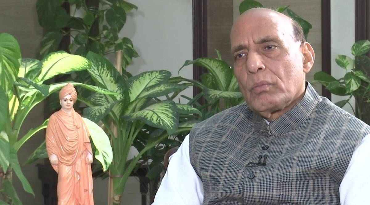 """I Don't Approve of Conversion for Marriage"": Rajnath Singh"