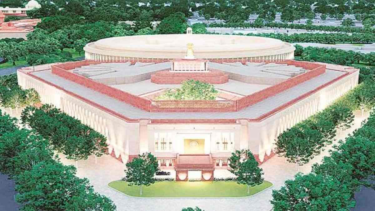 New Parliament's Groundbreaking To Take Place Today, PM Modi To Attend Ceremony