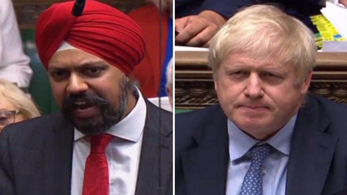 UK PM Boris Johnson Confuses India's Farmer Protest with Indo-Pak Dispute, Baffles Sikh MP