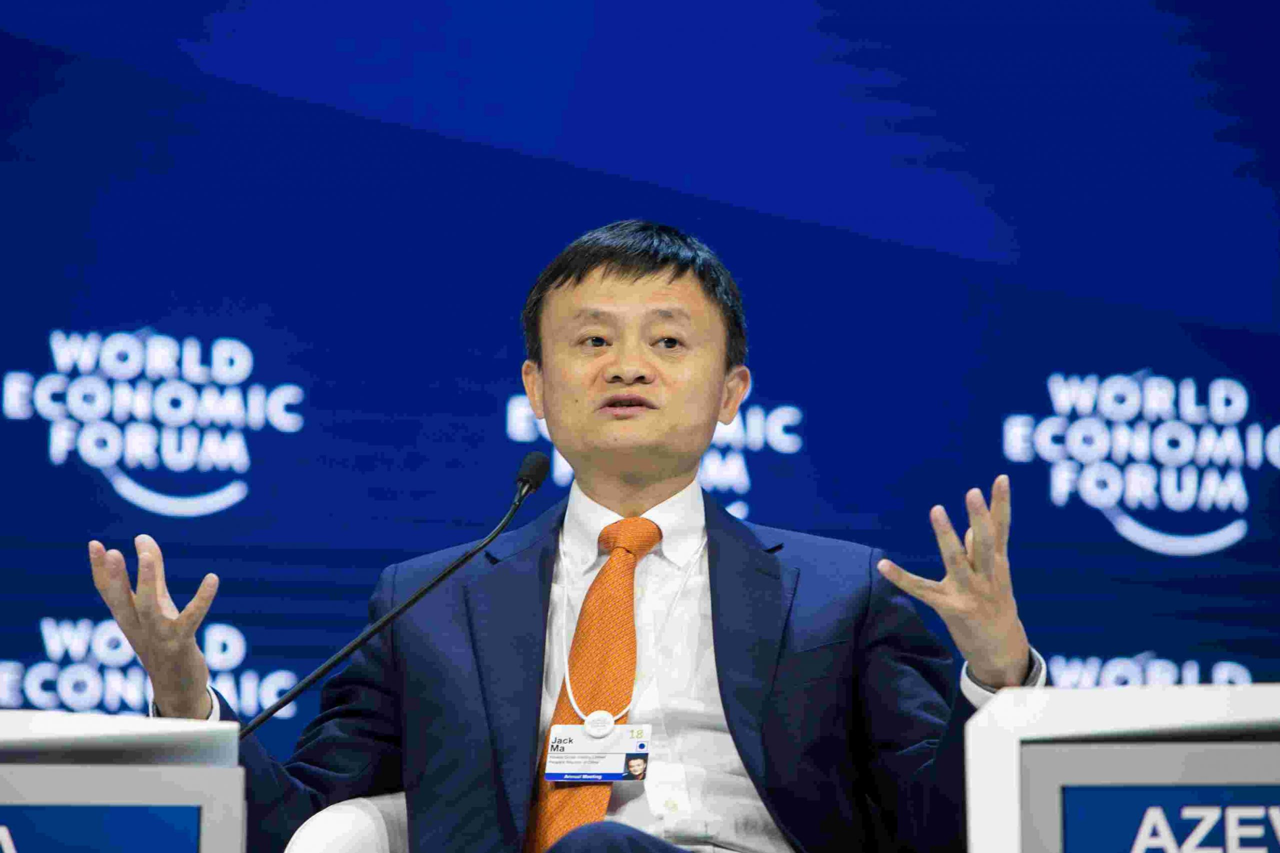 """Jack Ma is """"Safe and Sound,"""" Says Equity Firm CEO"""