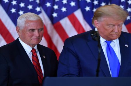 Mike Pence, Vice President Of US, Rejects 25th Amendment Call To Oust Trump