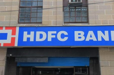 HDFC Limited Hits ₹ 5 Lakh Crore Market Capitalisation