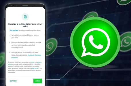 WhatsApp Tell People What Will Happen If They Do Not Accept Its New Privacy Policy
