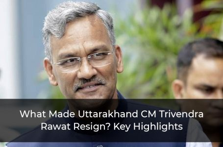 What Made Uttarakhand CM Trivendra Rawat Resign? Key Highlights