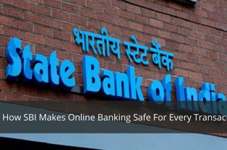 This Is How SBI Makes Online Banking Safe For Its Users