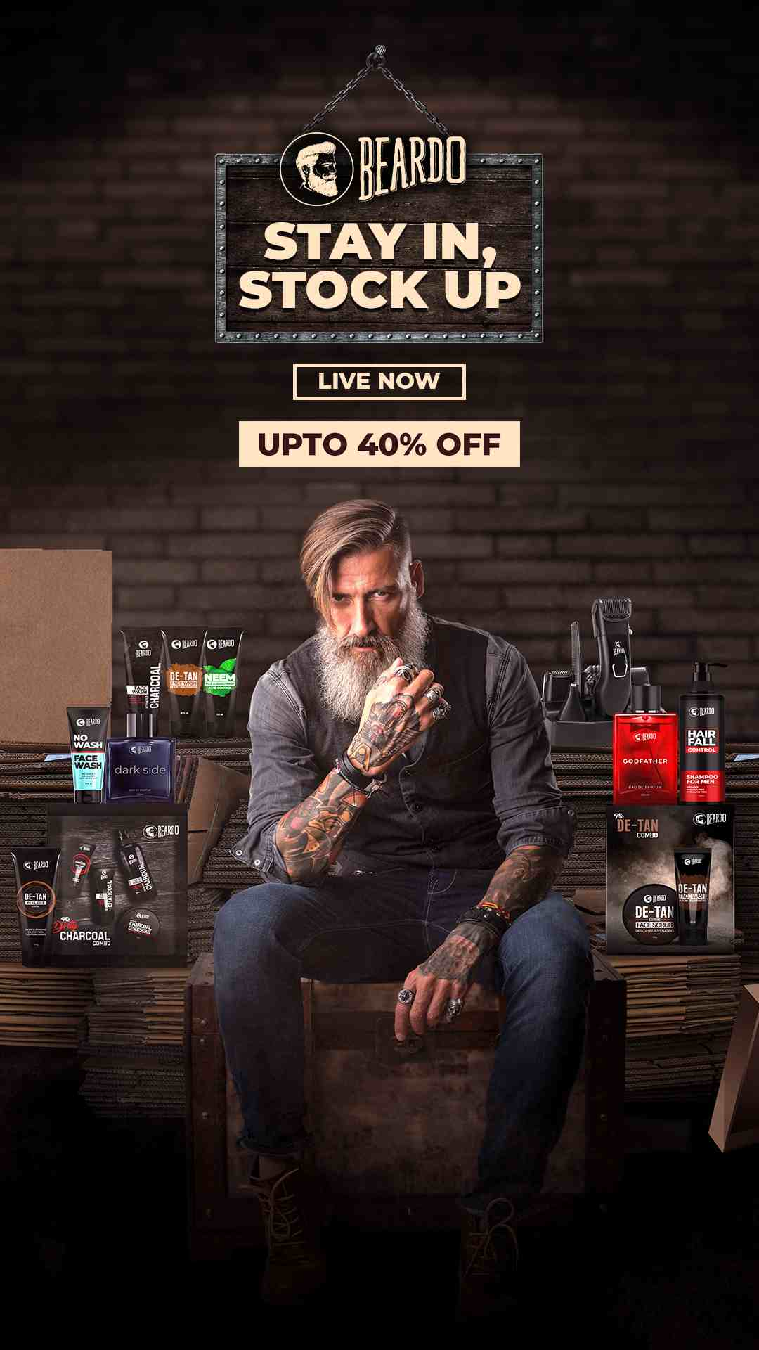 beardo big deal offers
