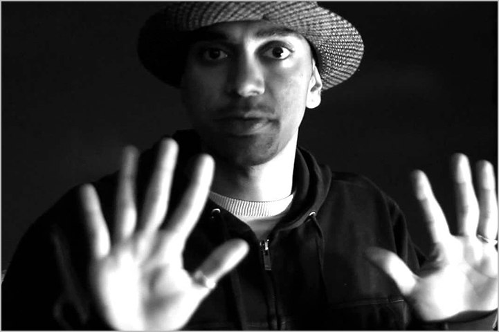 Shashwat Mishra a.k.a The Quixotic-best rappers in india