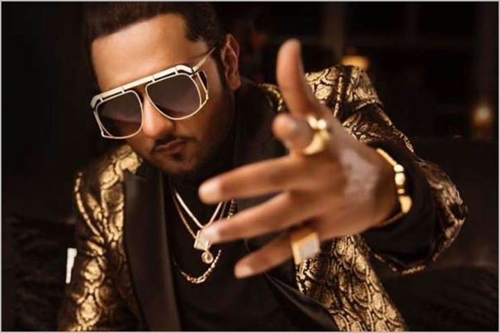 Yo Yo Honey Singh-best rappers in india