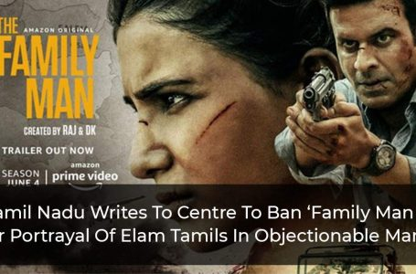 Tamil Nadu Writes To Centre To Ban 'Family Man 2' Over Portrayal Of Elam Tamils In Objectionable Manner