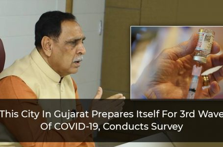 Ahmedabad Prepares Itself For 3rd COVID-19 Wave, Conducting Survey To Find Vulnerable Children