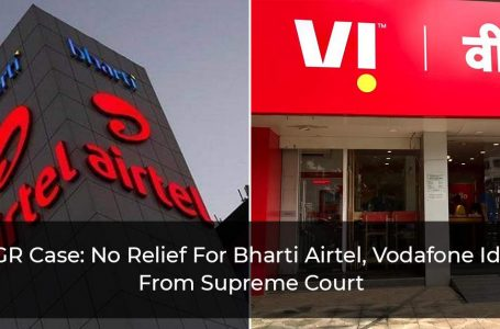AGR-Case--No-Relief-For-Bharti-Airtel,-Vodafone-Idea-From-Supreme-Court