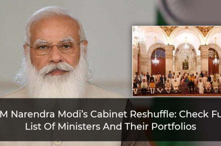 Modi 2.0 Cabinet Revamp: Scindia Gets Aviation, Puri Gets Petroleum, Urban Development