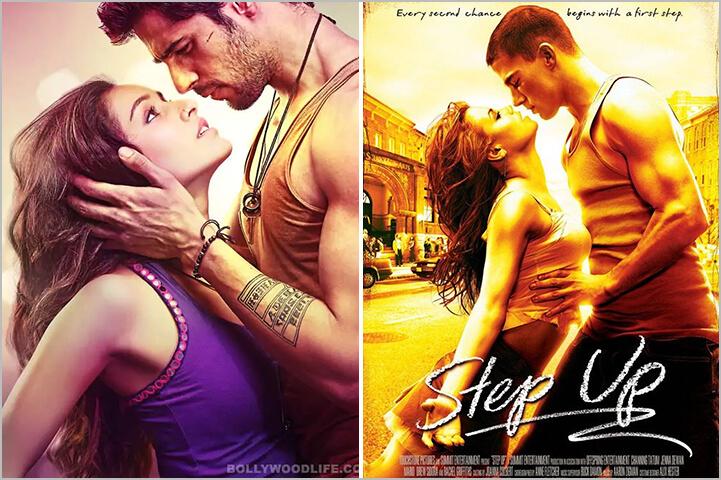 Ek Villian/ Step Up-Copied Bollywood Movie Posters