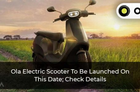 Ola Electric Scooter To Be Launched On August 15, Says CEO Bhavish Aggarwal
