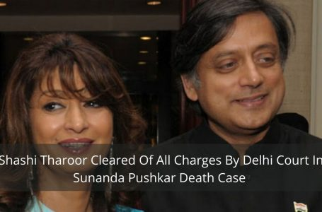 Shashi Tharoor Cleared Of All Charges By Delhi Court In Sunanda Pushkar Death Case
