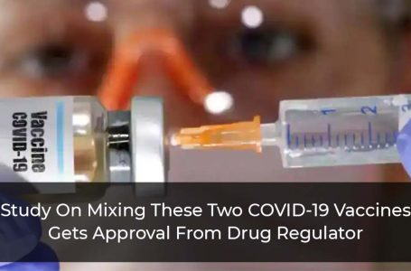 Drug Regulator Approves Study On Mixing Covaxin And Covishield