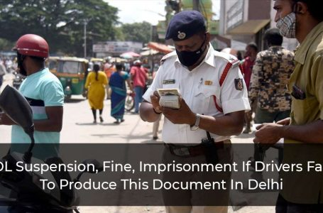 Drivers In Delhi To Face Fines, DL Suspension, Or Even Imprisonment If They Do Not Have PUC Certificate