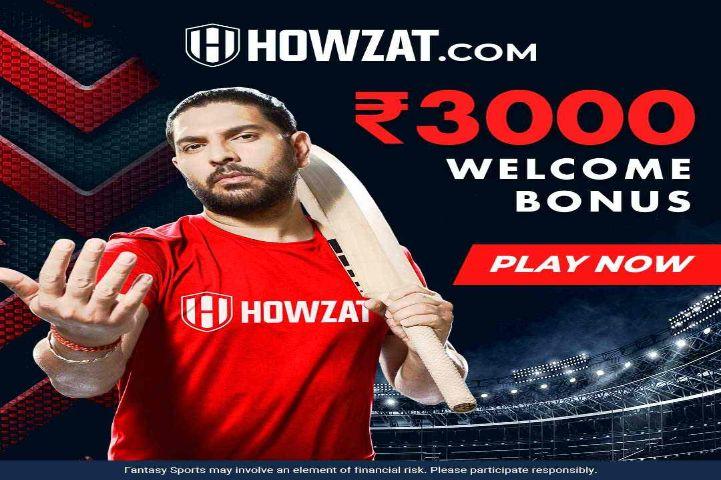 Howzat One fantasy cricket app