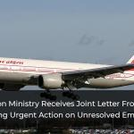 Joint Letter to the Ministry of Civil Aviation: Air India Unions' Demand Post Privatization